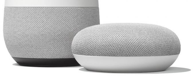 Google Home teaser